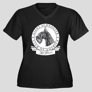 Giant Schnauzer Club of America Logo Women's Plus