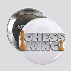 Chess King Button