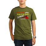 Brer Bear Organic Men's T-Shirt (dark)