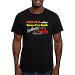 Brer Bear Men's Fitted T-Shirt (dark)