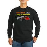 Brer Bear Long Sleeve Dark T-Shirt