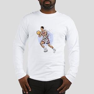 Drazen Petrovic Long Sleeve T-Shirt