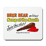 Brer Bear Mousepad