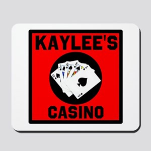 Personalized Casino Mousepad