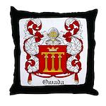 Owada Coat of Arms Throw Pillow