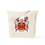 Owada Coat of Arms Tote Bag