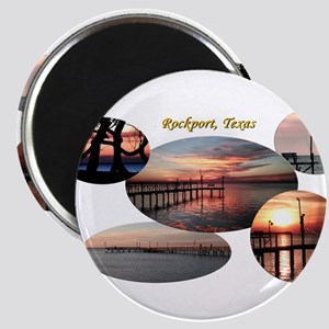 Rockport Texas 2 Magnets