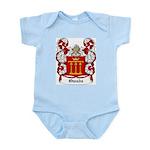 Owada Coat of Arms Infant Creeper