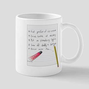 To Do List... Mug