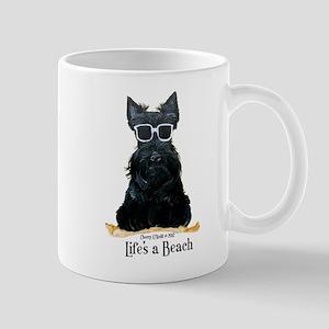 Scottie Beach Mug