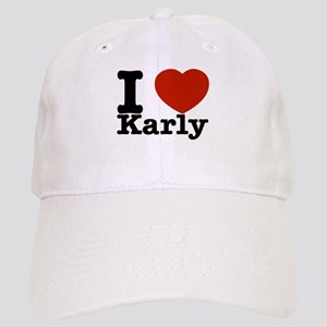 I Love Karly Cap