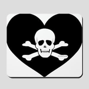Toxic Heart Mousepad
