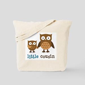 Little Cousin - Mod Owl Tote Bag