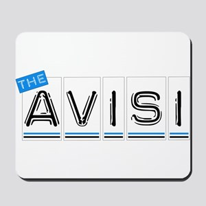 Avisi - Large Logo Mousepad