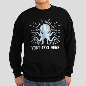 Sigma Alpha Epsilon Octopus Pers Sweatshirt (dark)
