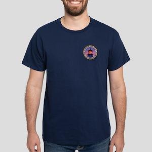 Oregon Tour Men's Dark T-Shirt