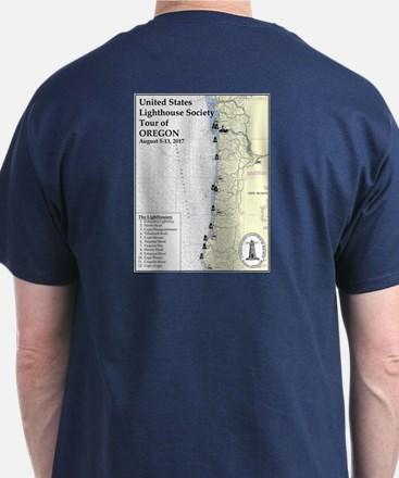 Oregon Tour Men's T-Shirt
