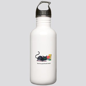 Read any good books lately? Stainless Water Bottle