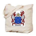 Nowicki Coat of Arms Tote Bag