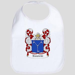 Nowicki Coat of Arms Bib