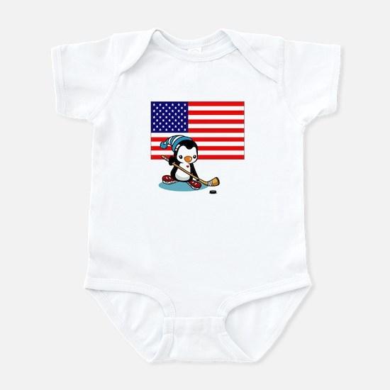 America Sports Infant Bodysuit