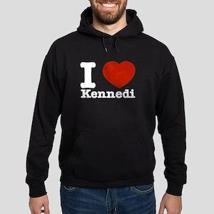 I Love Kennedi Hoodie (dark)
