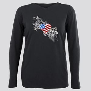 Independence Day Hear T-Shirt
