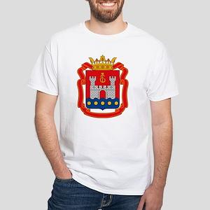 Kaliningrad Coat of Arms White T-Shirt