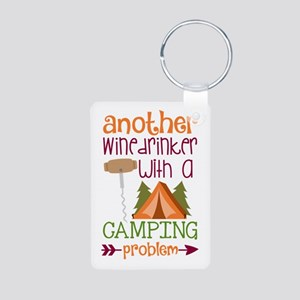 Another Wine Drinker With A Camping Problem Keycha