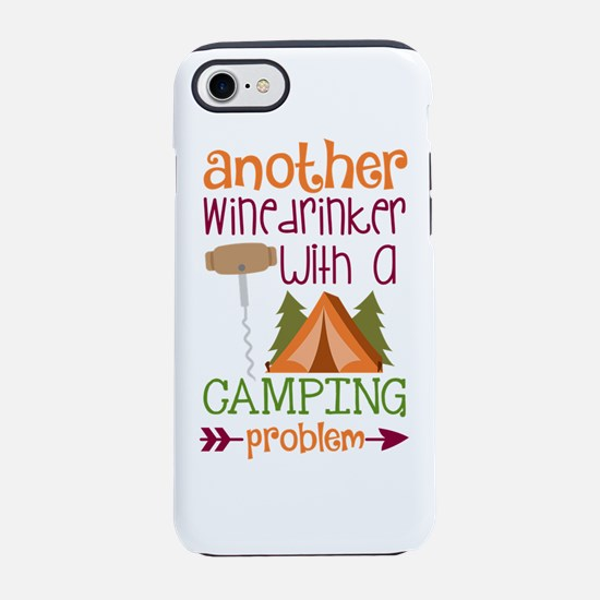 Another Wine Drinker With A Camping Problem iPhone