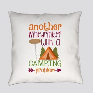 Another Wine Drinker With A Camping Problem Everyd