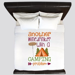 Another Wine Drinker With A Camping Problem King D