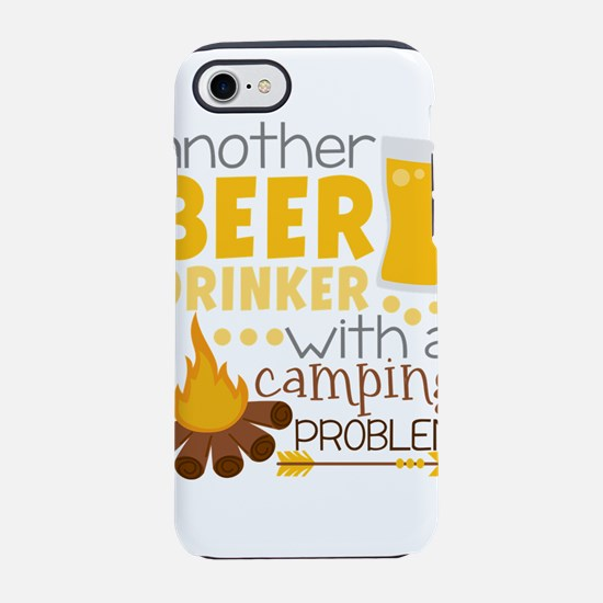 Another Beer Drinker With A Camping Problem iPhone