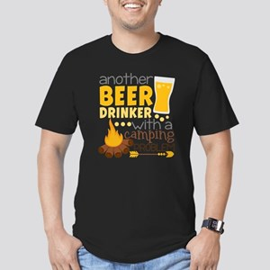 Another Beer Drinker With A Camping Problem T-Shir