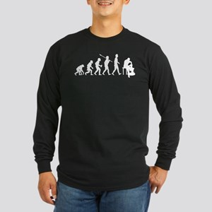 Pottery Long Sleeve Dark T-Shirt