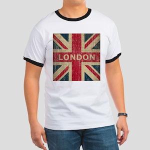 Vintage London Ringer T