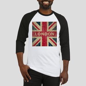 Vintage London Baseball Jersey