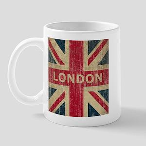 Vintage London Mug