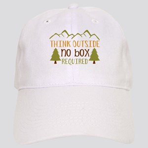 abf844736e2 Think Outside No Box Required Baseball Cap