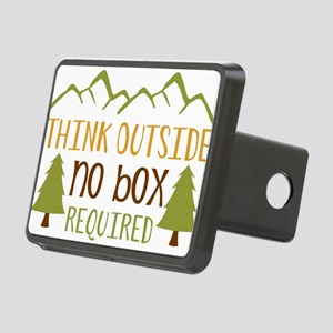 Think Outside No Box Required Hitch Cover
