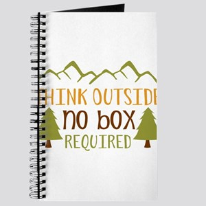 Think Outside No Box Required Journal