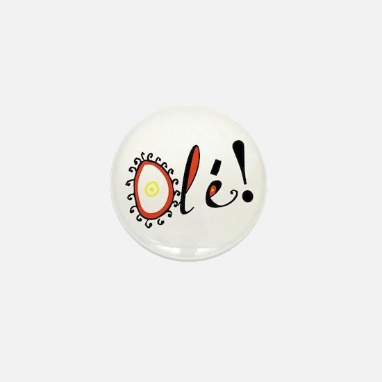 Ole, Mini Button