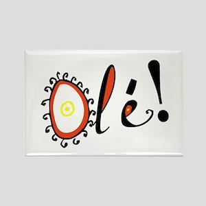 Ole, Rectangle Magnet