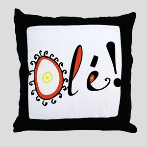 Ole, Throw Pillow