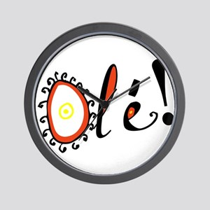 Ole, Wall Clock