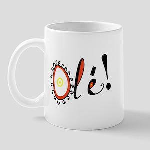 Ole, Mug