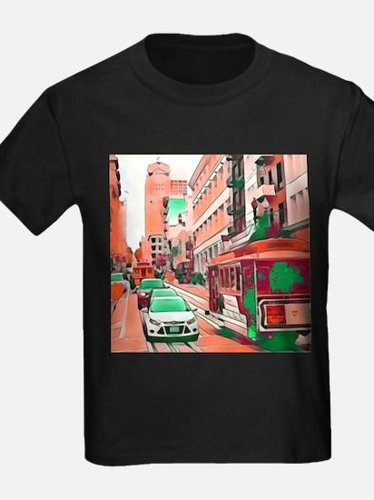 San Francisco-Impressive Travel T-Shirt