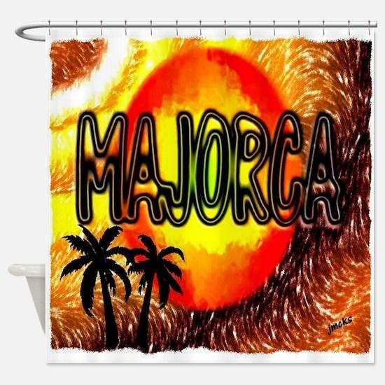 majorca Shower Curtain