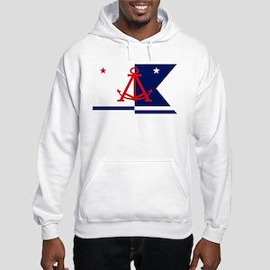 Alameda Flag Hooded Sweatshirt