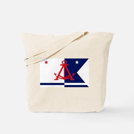Alameda Flag Tote Bag
